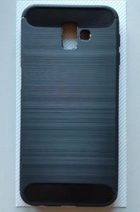 """TPU BRUSHED maska za Galaxy J6 Plus 2018 SM-J610F (6.0""""), više boja"""