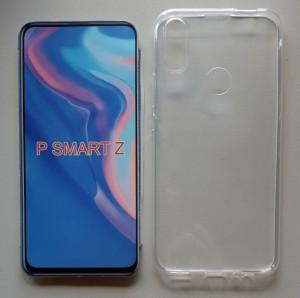 """TPU maska 0.3mm ultra tanka za Huawei P Smart Z 2019, Honor 9X, Y9 Prime 2019 (6.59"""") providna"""