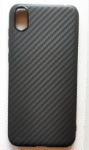 """TPU maska CARBON za Huawei Y5 2019, Honor 8S, AMN-LX9 (5.71"""") crna"""