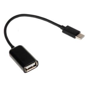 OTG kabl USB 2.0 na type C, GEMBIRD AB-OTG-CMAF2-01