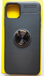 "TPU Magnet RING maska za iPhone 11 Pro Max 2019 (6.5"") crna"