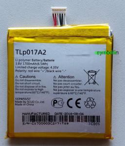 Baterija TLP017A2, TLP017A1 za Alcatel OT-6012 Idol mini, Idol 2 Mini, OT-6016, OT-6015