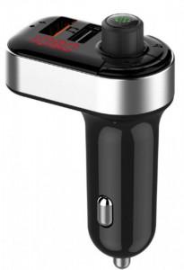 Bluetooth 5.0 FM transmiter FM modulator MP3 plejer plus USB 3.1 punjač Gembird BTT-04