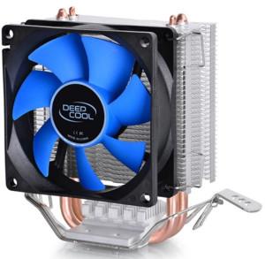 Hladnjak DeepCool ICE EDGE MINI FS V2.0 UNI kuler 100W 80mm.Fan +/-2200rpm 25CFM 24dBa LGA 1156/775/K8/FM/AM4