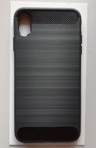 "Maska BRUSHED za iPhone XS MAX (6.5"") 2018, crna"