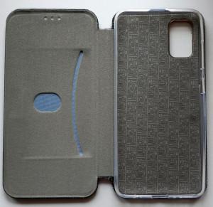 "Preklopna futrola FLIP LEATHER za Samsung SM-A415F, Galaxy A41 2020 (6.7"") CRNA"