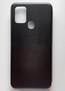 "Preklopna futrola LEATHER za Samsung Galaxy SM-A217F, Galaxy A21s 2020 (6.5"") crna"