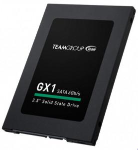 "SSD 2.5"" SATA3 480GB TeamGroup GX1 T253X1480G0C101 7mm 530/430MB/s"