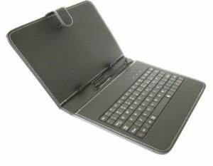 Torbica s tastaturom za tablet 10 inč Gembird TA-PCK10-BLACK, micro USB konektor