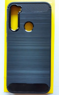 "TPU maska BRUSHED za Xiaomi REDMI Note 8 2019 (6.3"") crna"