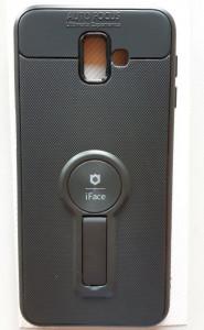 """TPU maska iFace za Galaxy SM-J610F, J6 Plus 2018 (6.0""""), crna"""