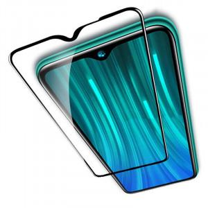 """Zaštitno kaljeno staklo 5D Full Glue za Xiaomi Redmi 9C 2020 (6.53"""") CRNI RUB"""