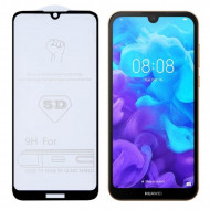 "Zaštitno staklo 5D Full Glue za Huawei Y5 2019, Honor 8S, AMN-LX9 (5.71"") zakrivljeno"