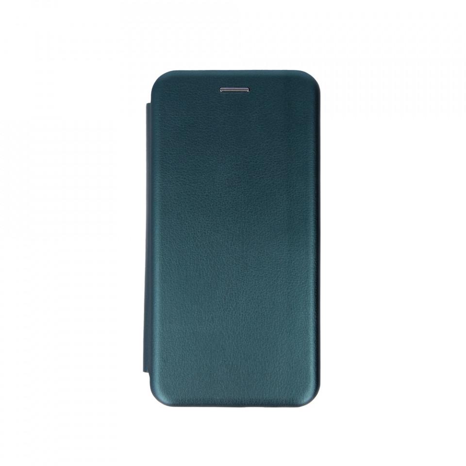 Husa de protectie TFO pentru Samsung A32 5G, Piele ecologica, Verde