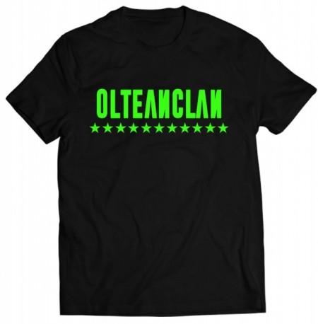 """Tricou Olteanclan [neon] + ALBUM """"SAFIR"""" GRATUIT SEMNAT"""