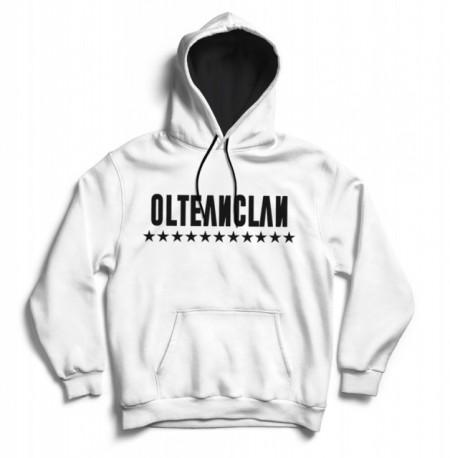 Hanorac WHITE - OLTEANCLAN