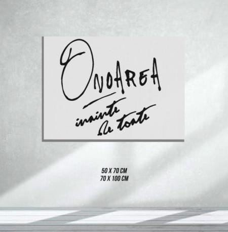 """Onoarea inainte de toate + album """"Safir""""gratuit semnat"""