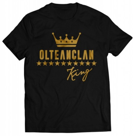 OLTEANCLAN KING [tricou]