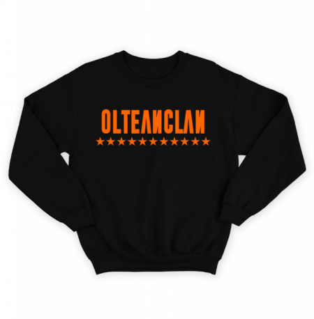 Olteanclan orange [bluza]