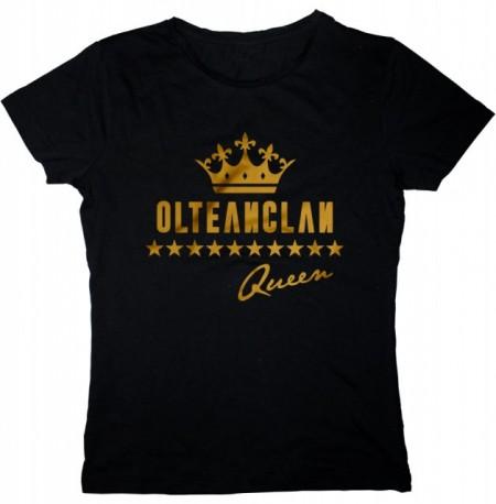 """OLTEANCLAN QUEEN [tricou] + ALBUM """"SAFIR"""" GRATUIT SEMNAT"""