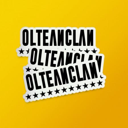 "Pack stickere ""Olteanclan"""