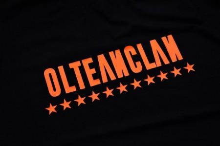 Tricou Olteanclan [orange]