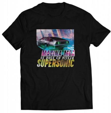 Supersonic [tricou]