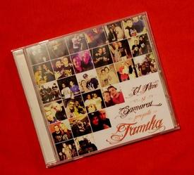 Album El Nino & Samurai - FAMILIA