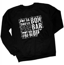 Pot sa fiu si bombardier [bluza]