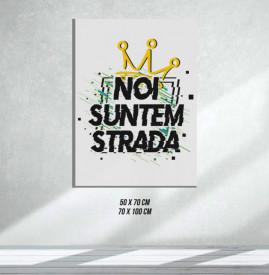 "Noi suntem strada + album ""Safir""gratuit semnat"