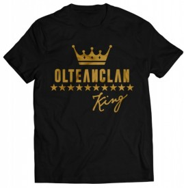 OLTEANCLAN KING [TRICOU] *LICHIDARE STOC*