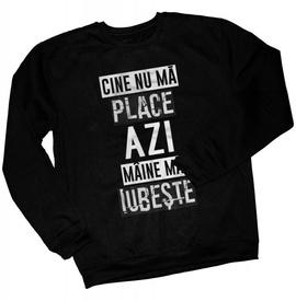 """Cine nu ma place azi [bluza] + album """"Safir""""gratuit semnat"""
