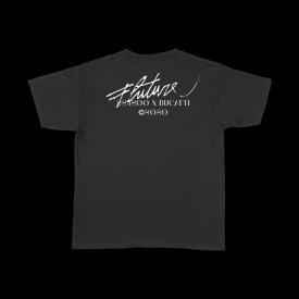 """FLUTURE BY 225200 X BUCATTI [Tricou] + ALBUM """"SAFIR"""" GRATUIT SEMNAT"""