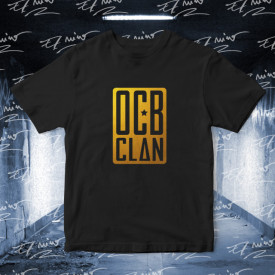 OCB Clan Gold [Tricou]