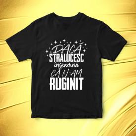 DACA STRALUCESC [tricou] *Lichidări de stoc*