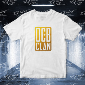 "OCB Clan Gold [Tricou] + album ""Safir""gratuit semnat"