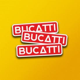 """Pack stickere """"Bucatti"""""""