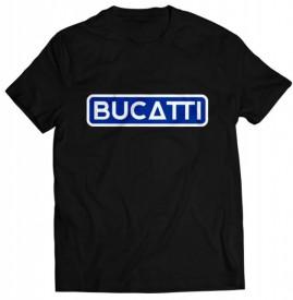Tricou Bucatti [blue/black]