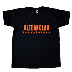 Tricou Olteanclan [orange]