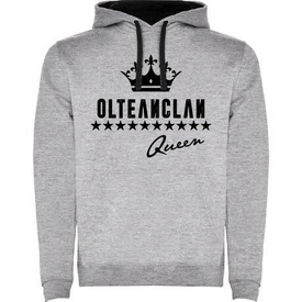 Hanorac Gri - OLTEANCLAN Queen