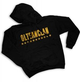 OLTEANCLAN golden hoodie
