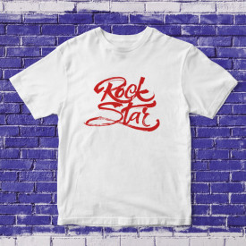 "Rockstar [Tricou] + ALBUM ""SAFIR"" GRATUIT SEMNAT"
