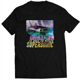 Supersonic [tricou]