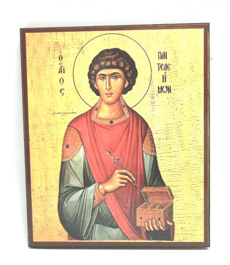 Sfântul Mare Mucenic și Tămăduitor Pantelimon