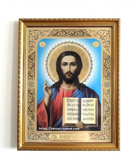 Icoana in rama Iisus Hristos din Kazani