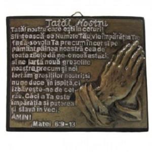 Aplica cu rugaciunea Tatal Nostru