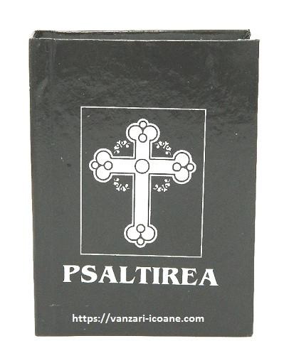 Psaltirea carte de rugaciuni in format mic