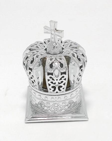 Mitra argintie cu Mir Sfintit Floarea Desertului