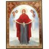 Icoana ortodoxa Brâul Maicii Domnului