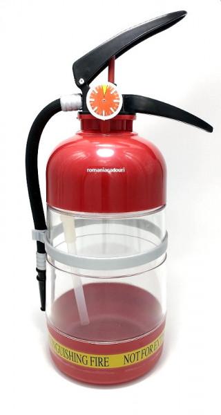 Stingator cu pompa pentru bautura si cocktail-uri 1,8 L